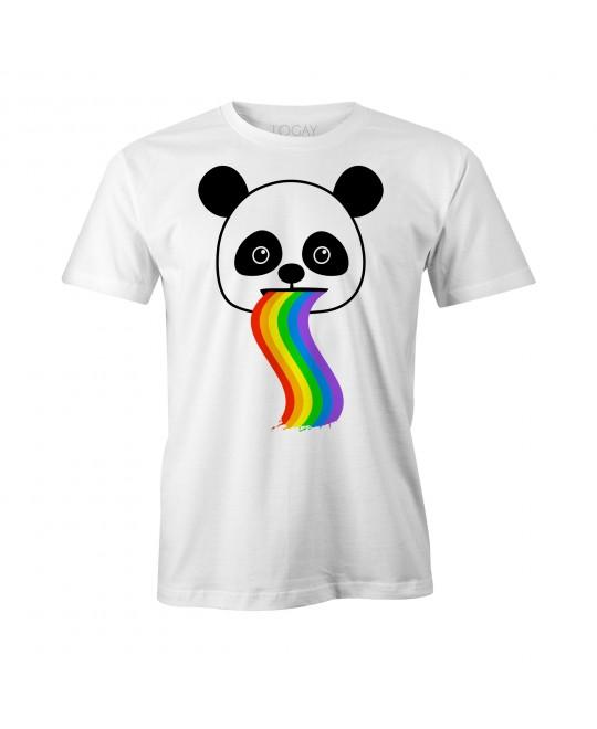 Camiseta LGBT Logay Panda