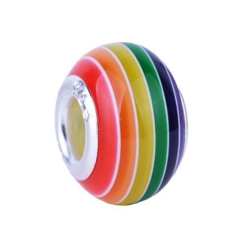 Berloque Charm LGBT Arco-íris