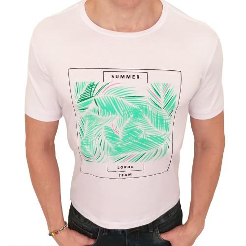 Camiseta Martt Summer Branca