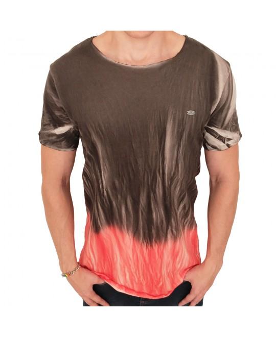 Camiseta Biotwo Coral
