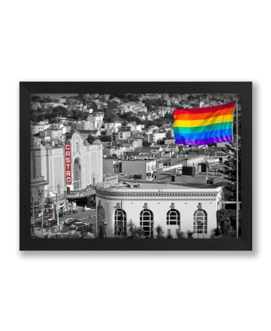 Quadro LGBT Castro