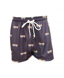 Shorts LGBT Logay Óculos