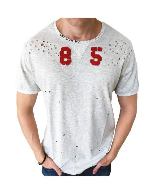 Camiseta Chassi Destroyed