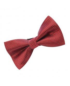 Gravata Borboleta - Vermelha Detalhes