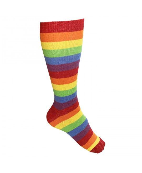 Meia LGBT Logay Bandeira