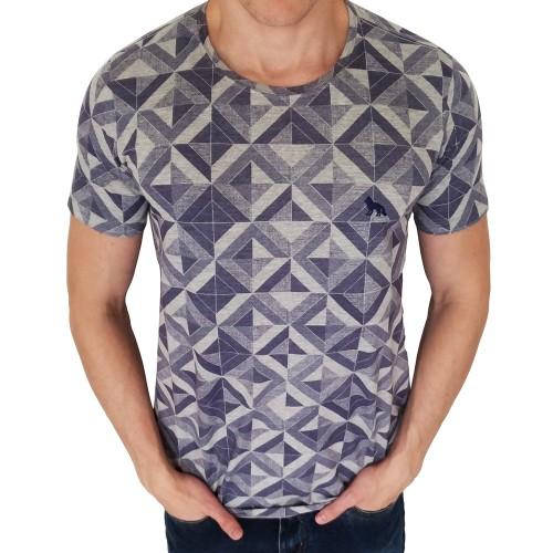 Camiseta Acostamento Losangos