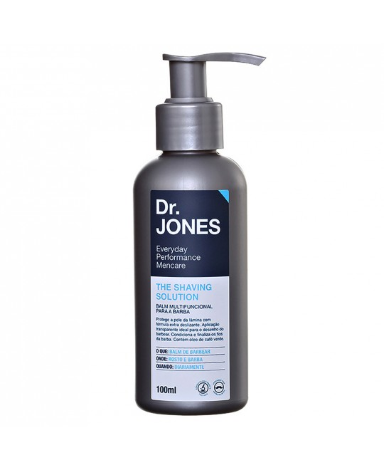 Dr. Jones - Condicionador Multifuncional para Barba