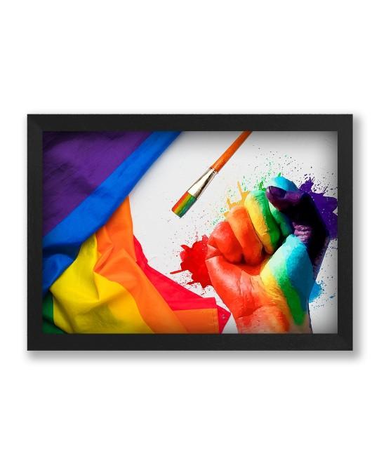 Quadro LGBT Resistência