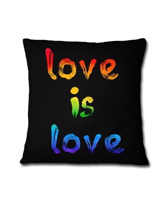 Almofada LGBT Love is Love