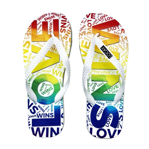 Chinelo LGBT Logay Love Wins
