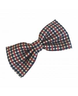 Gravata Borboleta - Quadriculada