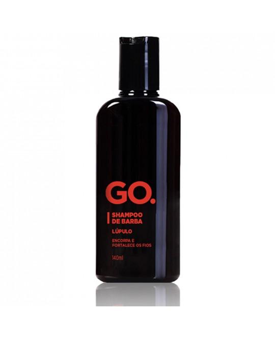 GO. Shampoo de Barba Lúpulo