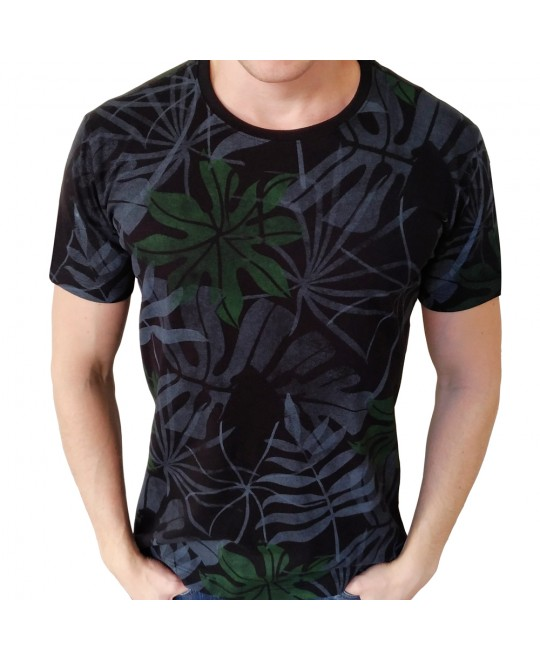 Camiseta Chassi Leaves