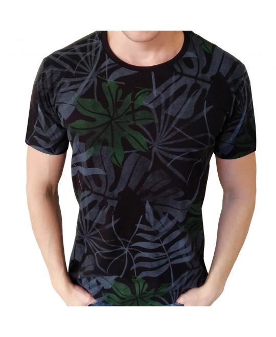 Camiseta Chassi Leaves