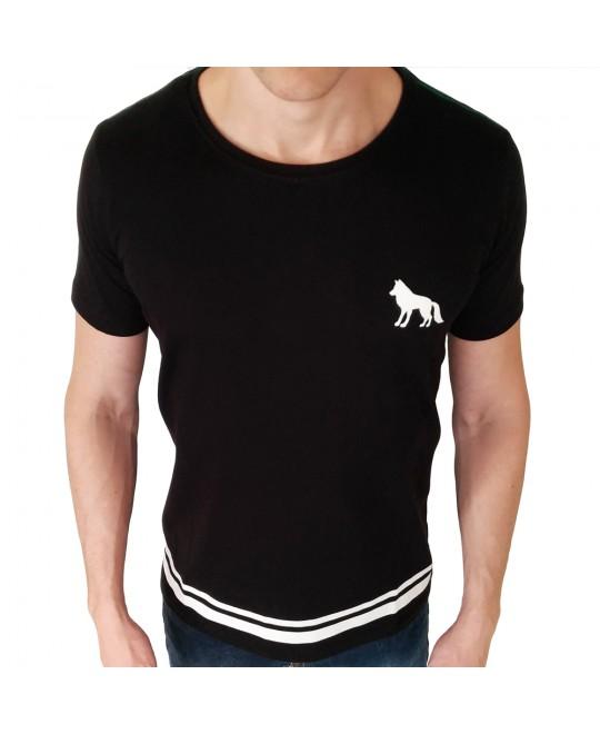 Camiseta Acostamento Candem Town Preta