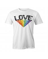 Camiseta LGBT Logay Love