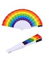 Leque Logay LGBT Arco-Íris