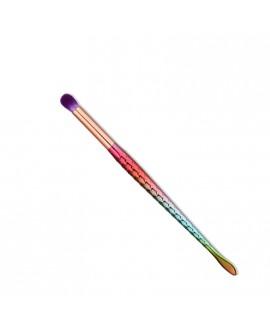 Pincel Maquiagem Rainbow Mini