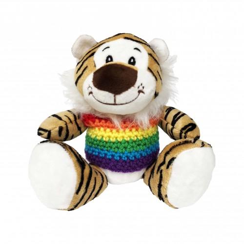Tigre LGBT Arco-Íris