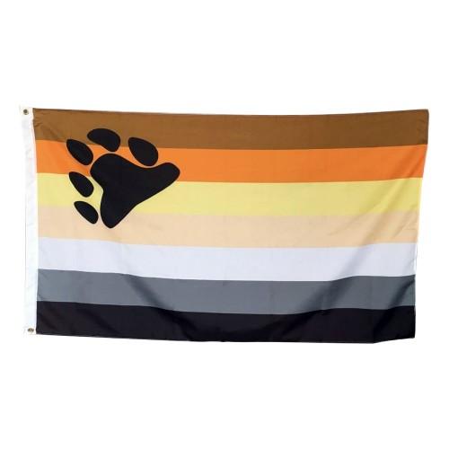 Bandeira LGBT Movimento Bear