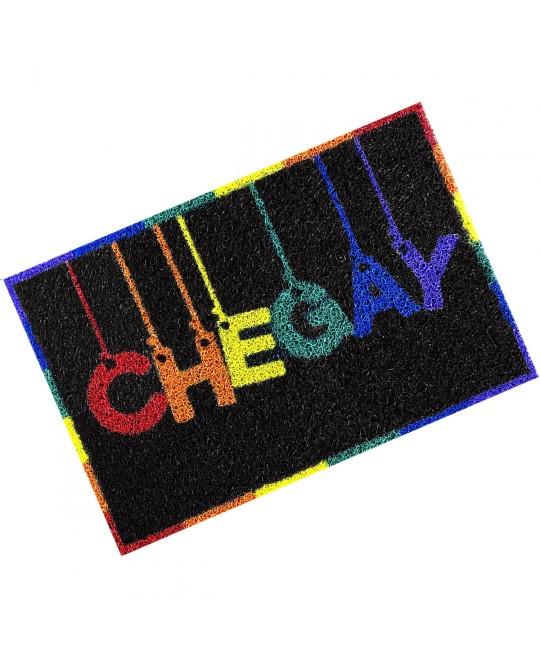 Tapete Capacho LGBT Chegay