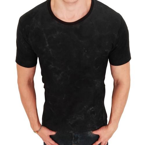 Camiseta Chassi Stain Preta