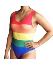 Body Maiô LGBT Logay Arco-Íris