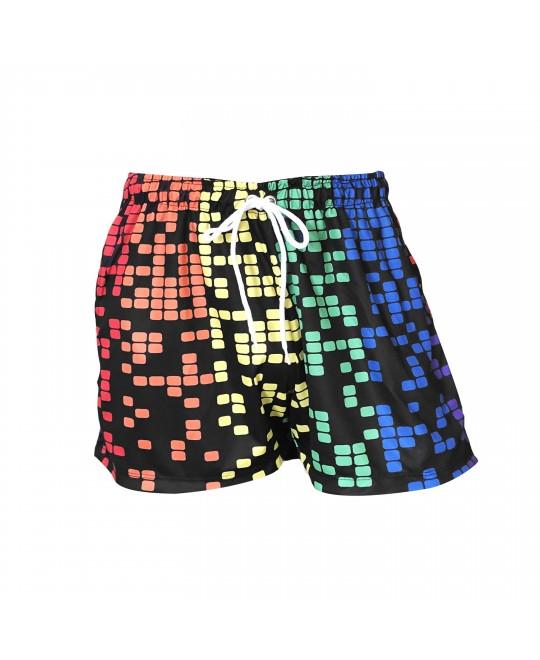 Shorts LGBT Logay Pixel