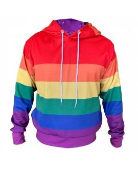 Moletom LGBT Logay Arco-Íris