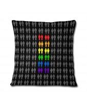Almofada LGBT Casais
