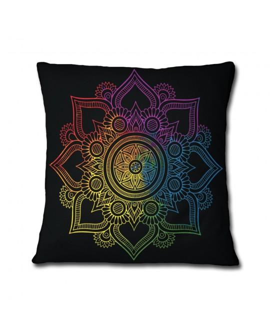 Almofada LGBT Mandala