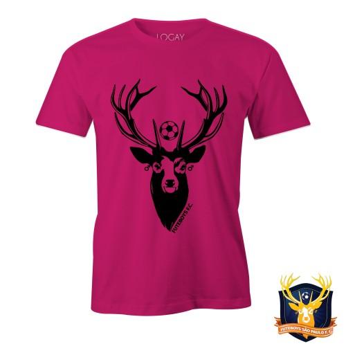 Camiseta Futeboys F.C. Rosa