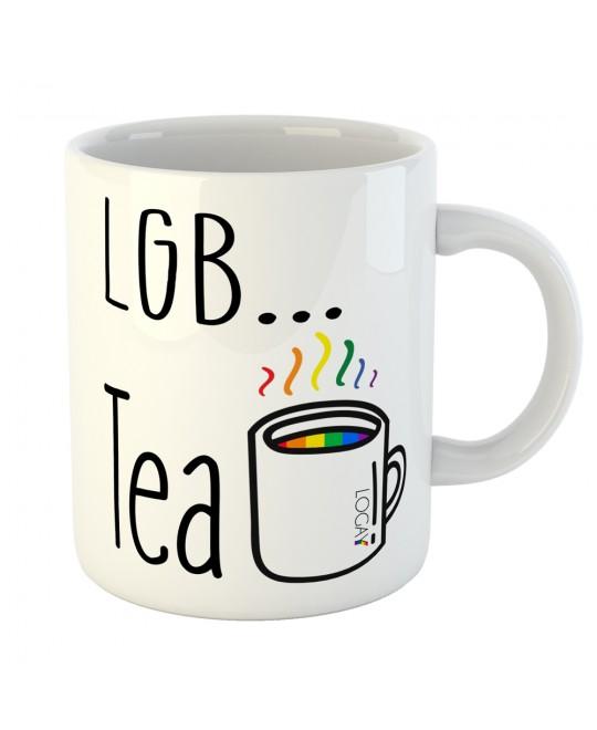 Caneca LGBTea