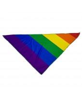 Bandana Lenço LGBT Arco-Íris