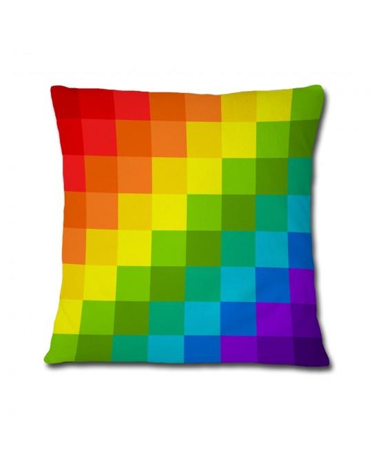 Almofada LGBT Arco-Íris