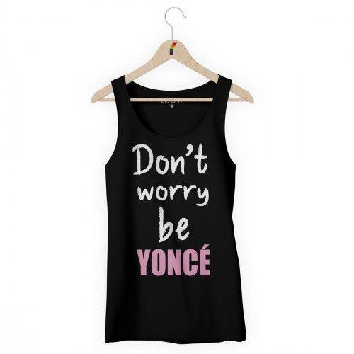Camiseta Regata LGBT Logay Beyoncé