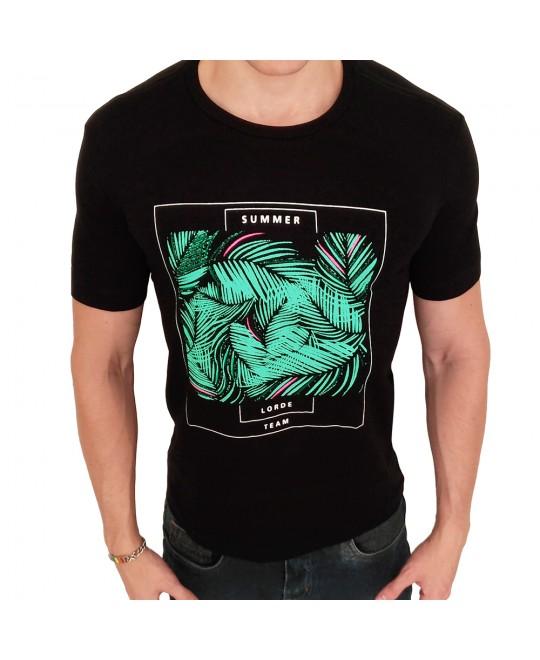 Camiseta Martt Summer Preta